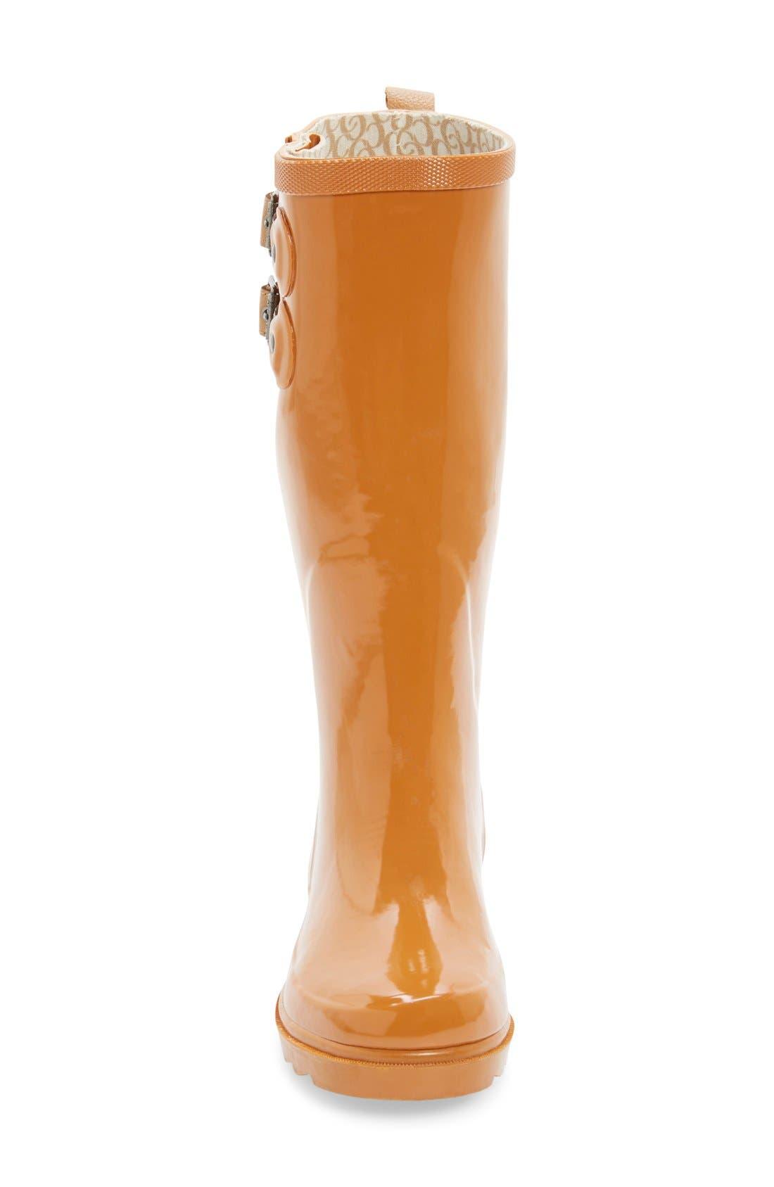 ,                             'Top Solid' Rain Boot,                             Alternate thumbnail 159, color,                             800