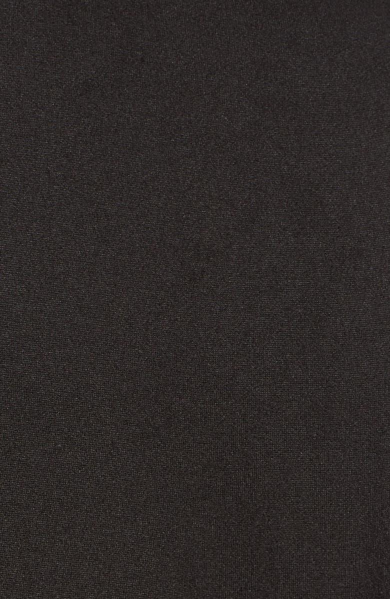 BOBEAU Butter High/Low Top, Main, color, BLACK