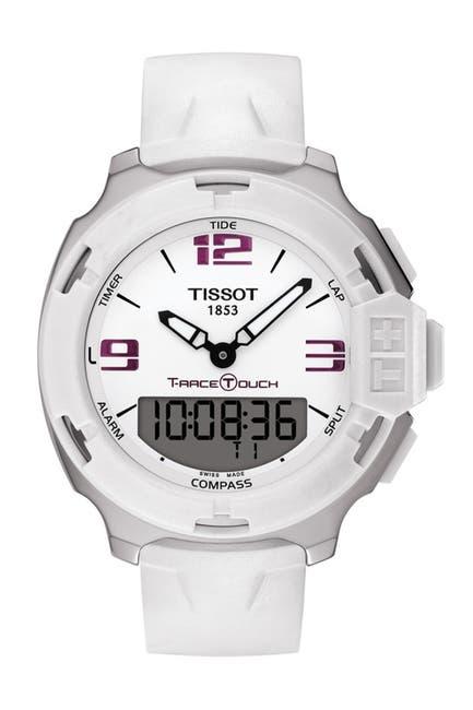Image of Tissot Unisex T-Race Touch Sport Watch, 42mm