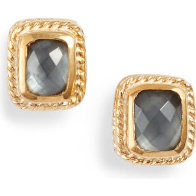 Anna Beck Cushion Stone Stud Earrings (Nordstrom Exclusive)