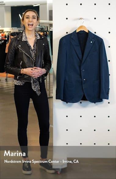 Trim Fit Cotton & Silk Sport Coat, sales video thumbnail