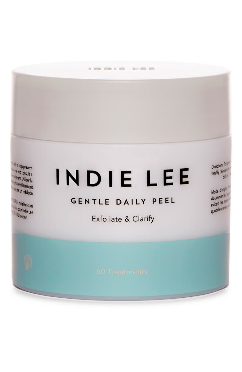 INDIE LEE Gentle Daily Peel, Main, color, NO COLOR