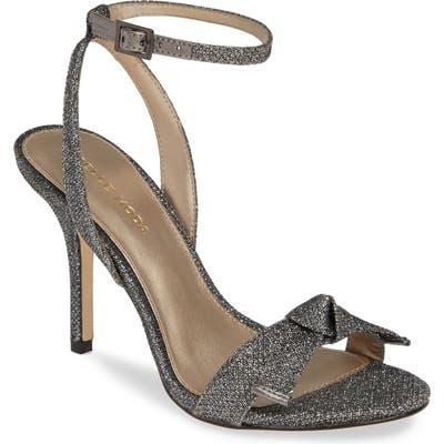 Pelle Moda Kim2 Ankle Strap Sandal, Metallic
