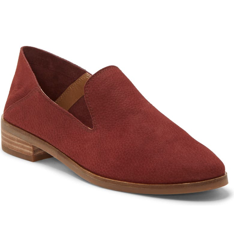 LUCKY BRAND Cahill Flat, Main, color, ZINFANDEL LEATHER