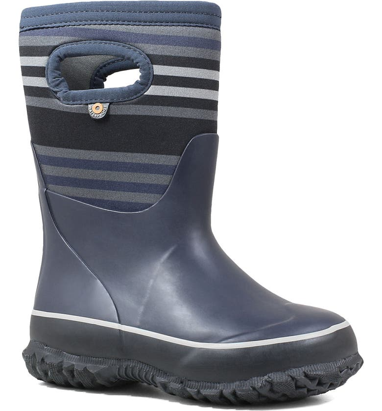 BOGS Grasp Stripe Waterproof Insulated Boot, Main, color, 460
