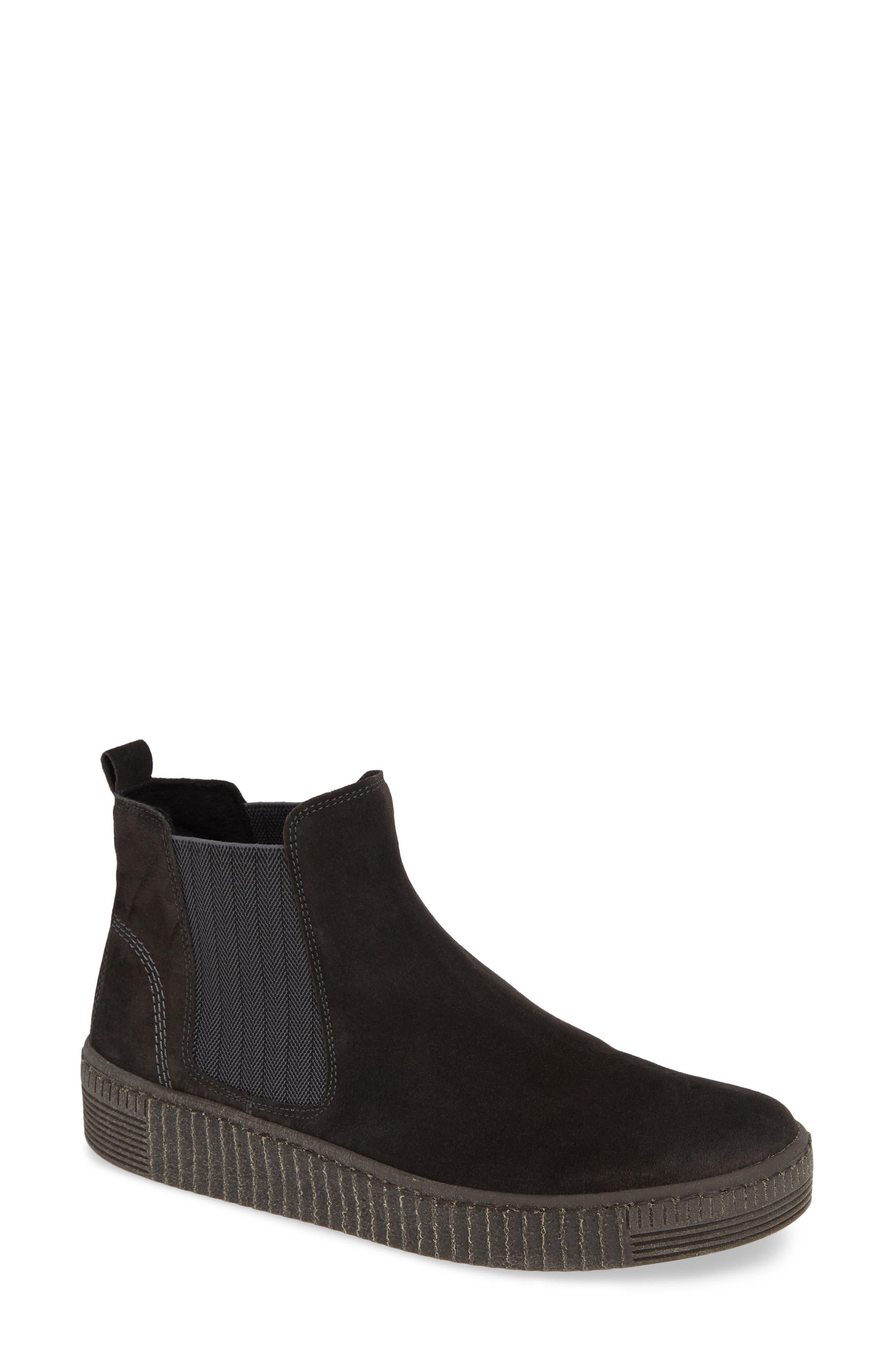 Gabor Chelsea Sneaker- Grey