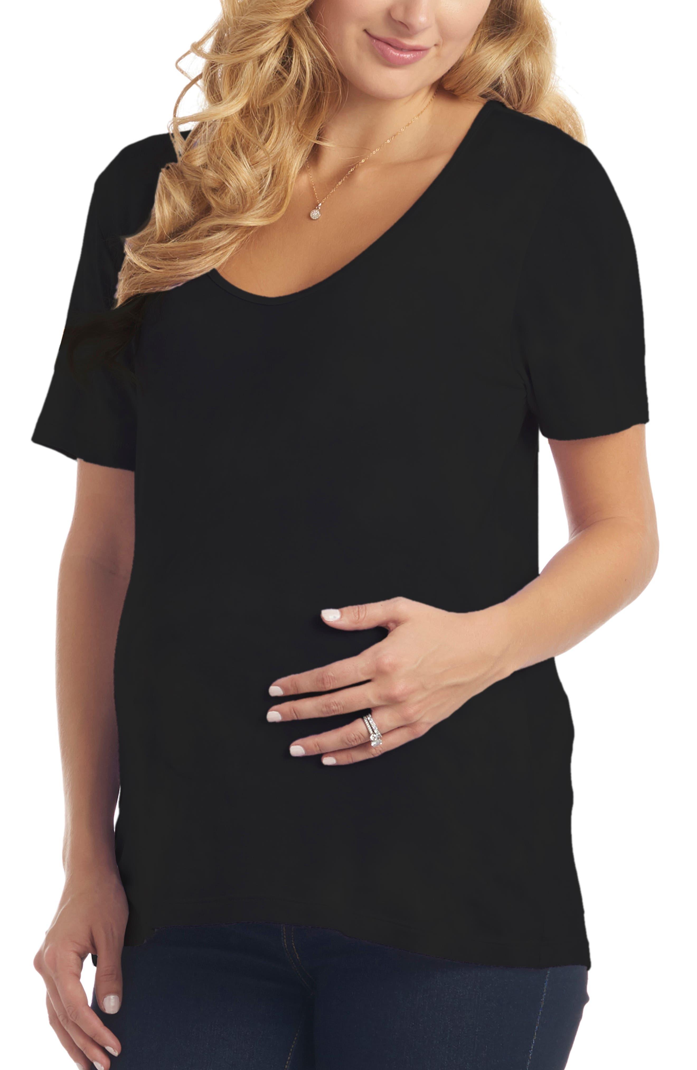 Erika Maternity/nursing T-Shirt