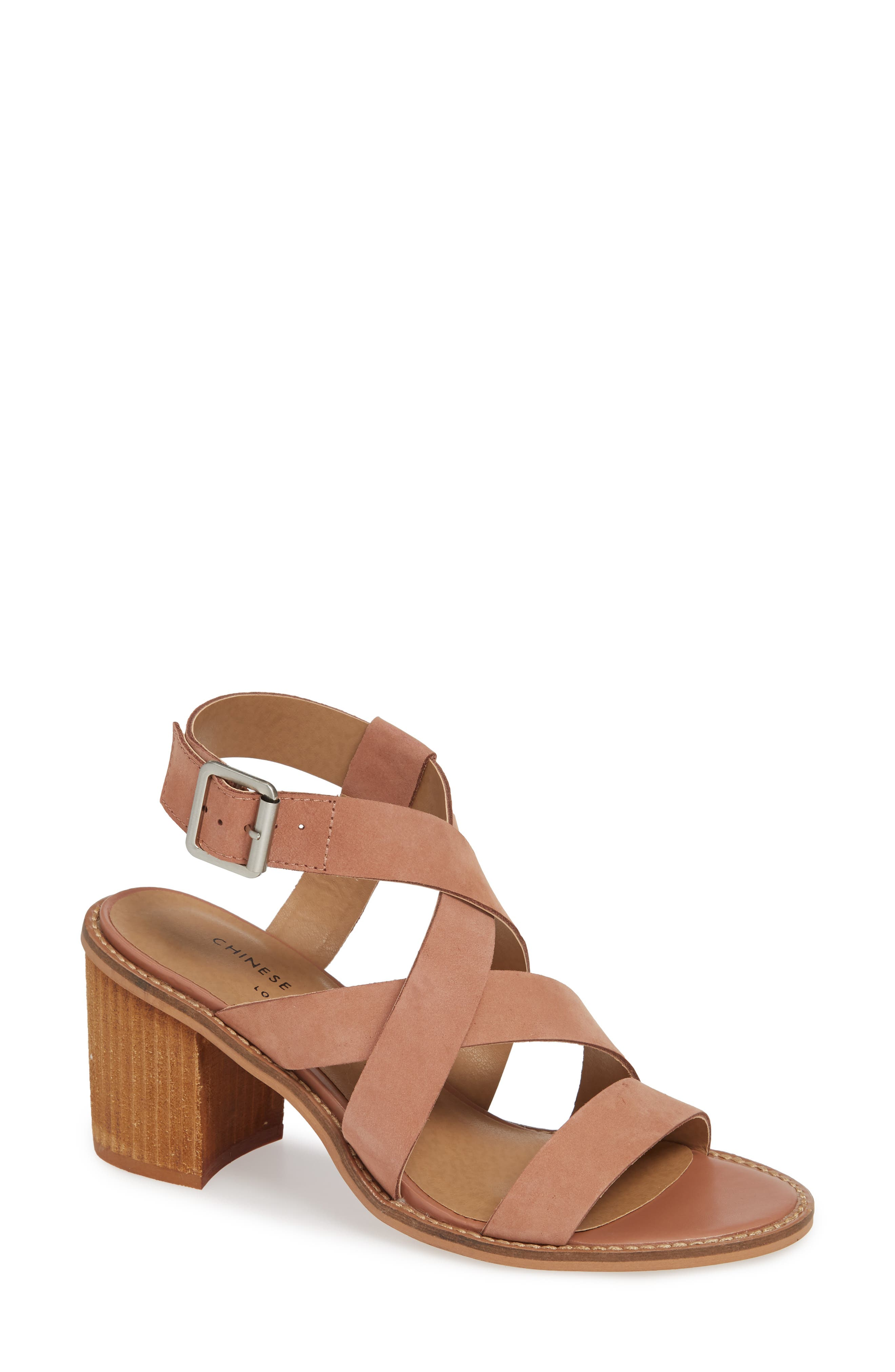 Chinese Laundry Cacey Sandal- Brown
