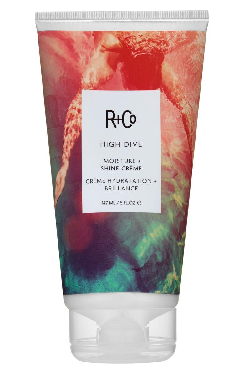R+CO High Dive Moisture + Shine Creme, Main, color, NO COLOR