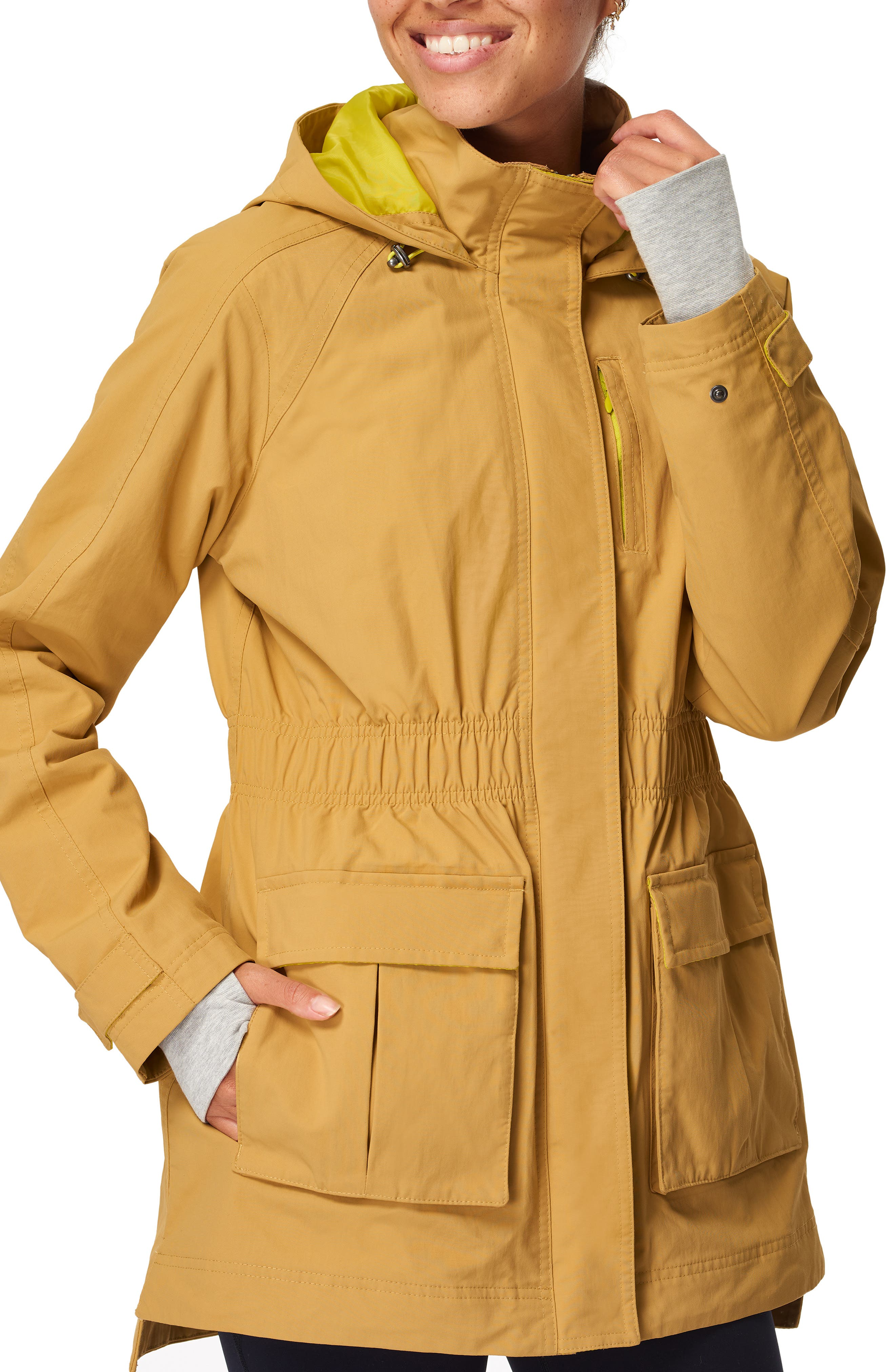 Sweaty Betty Snowdonia Waterproof Hiking Jacket   Nordstrom