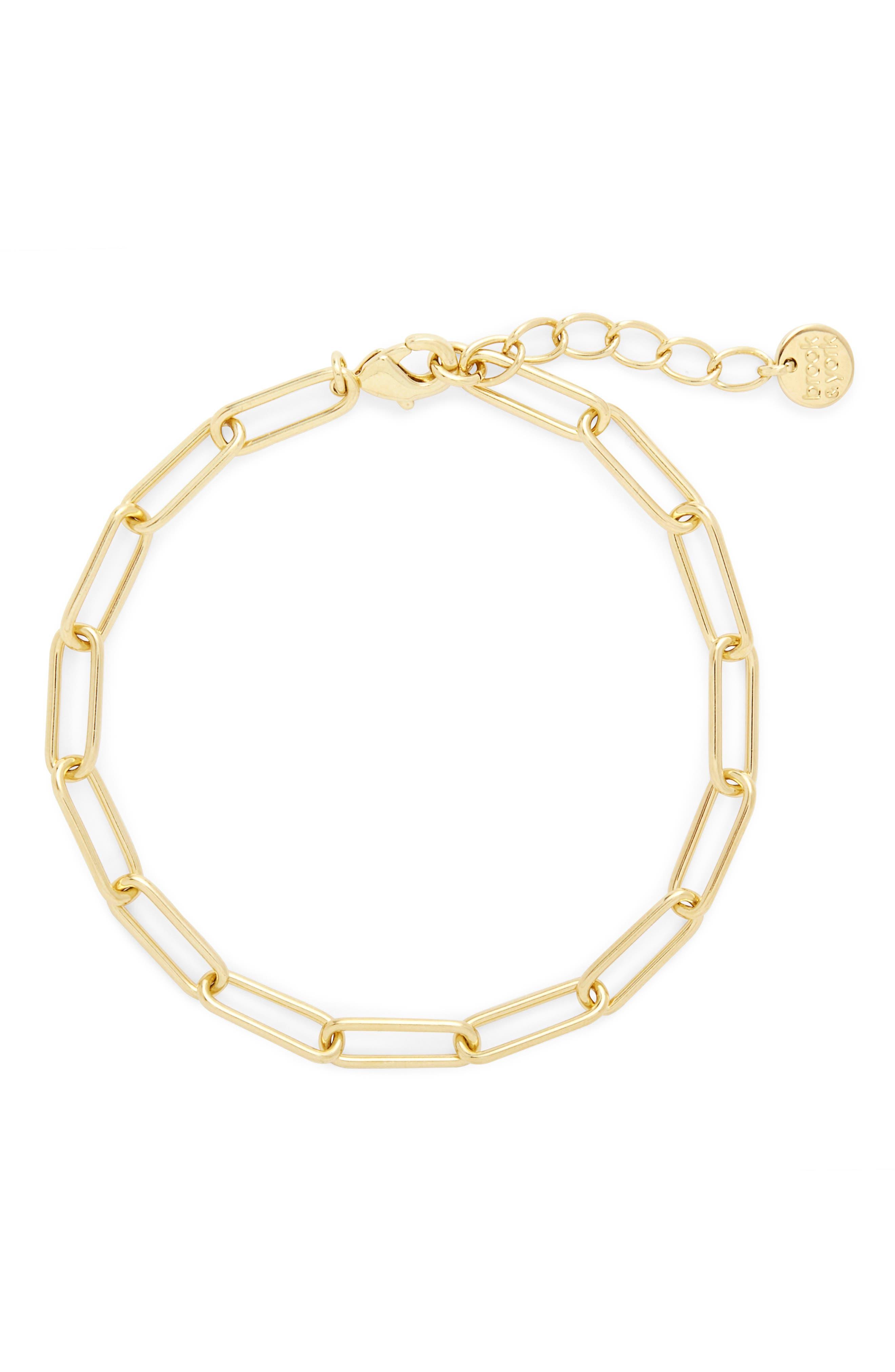 Colette Cable Chain Bracelet