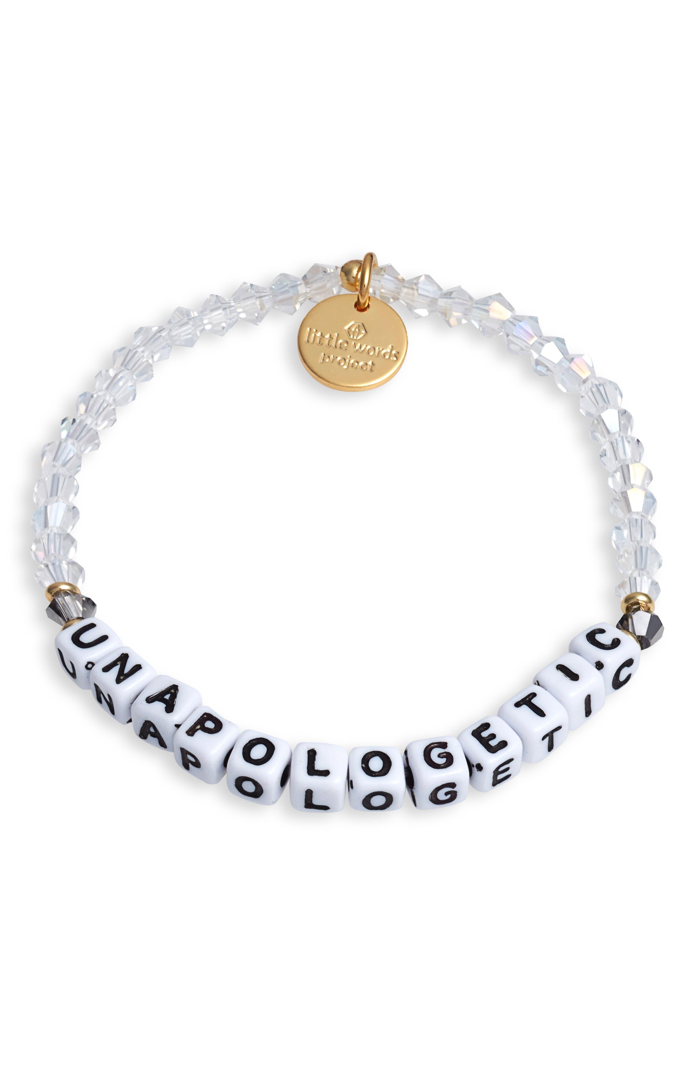Unapologetic Stretch Bracelet