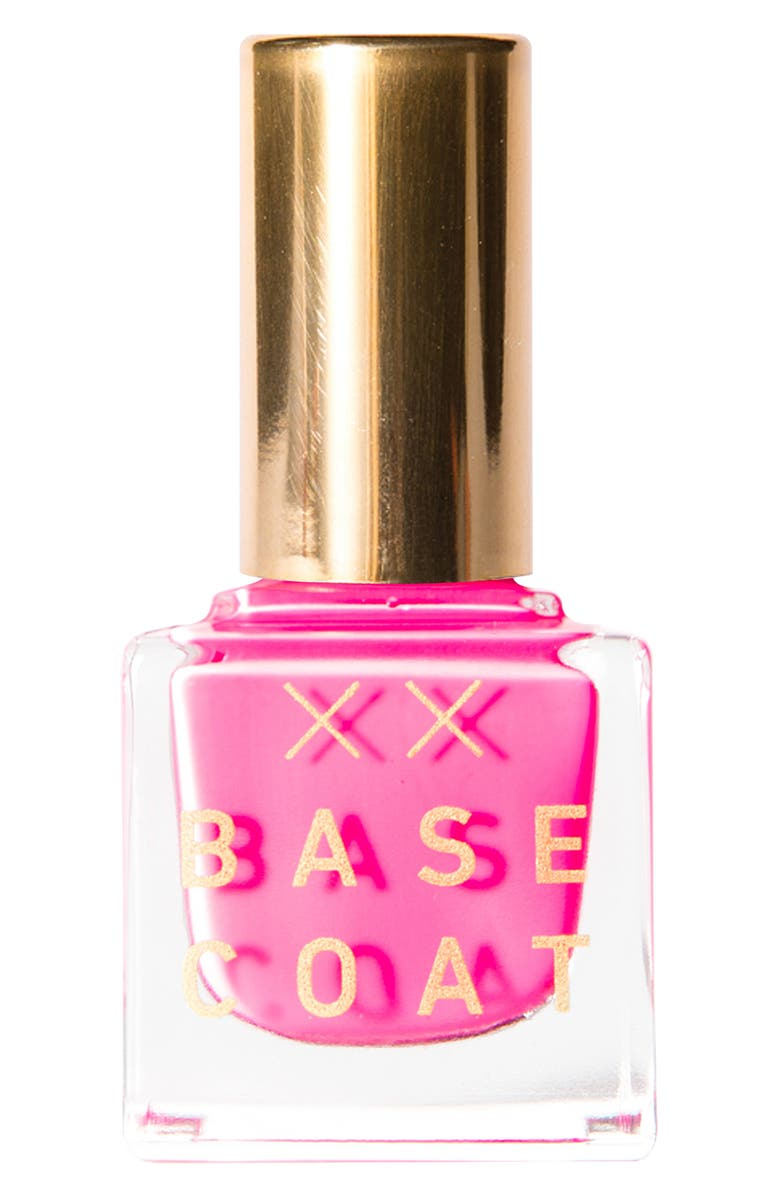 BASE COAT Nail Polish, Main, color, TREAT YO SELF