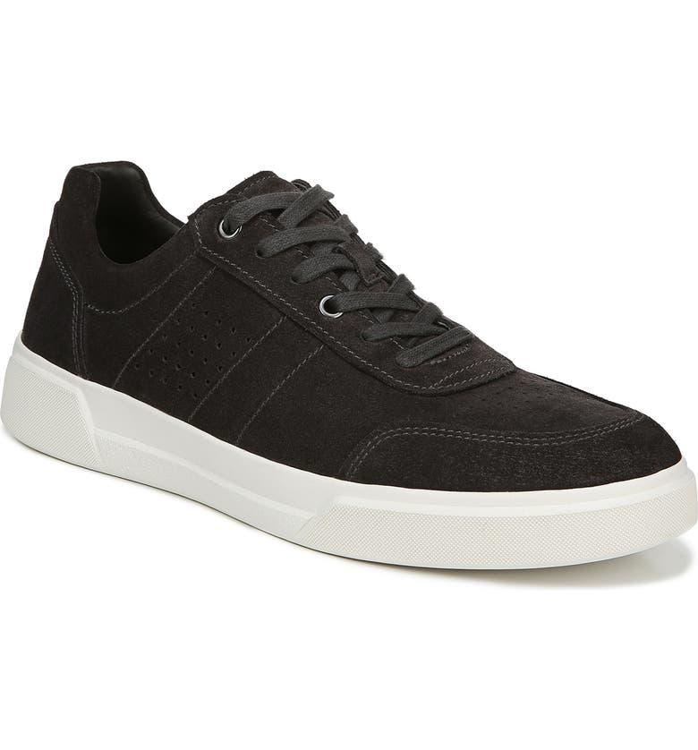 VINCE Barnett Sneaker, Main, color, GRAPHITE