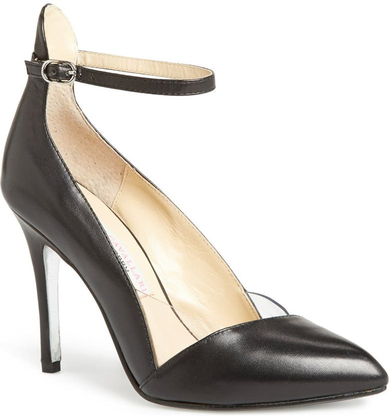 KRISTIN CAVALLARI 'Caye' Pump, Main, color, 001