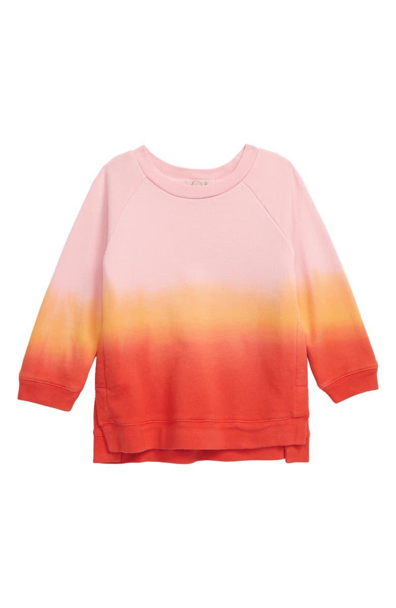 PEEK AREN'T YOU CURIOUS Tunic Sweatshirt, Main, color, MULTI
