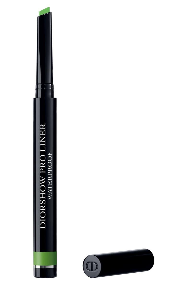 DIOR Diorshow Waterproof Pro Liner, Main, color, 456 MATTE LIME