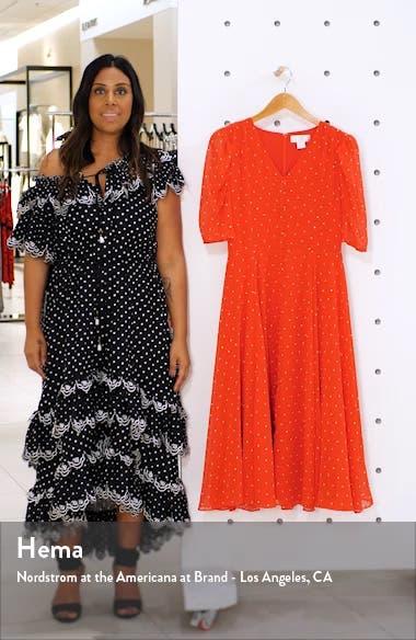 Chiffon A-Line Dress, sales video thumbnail