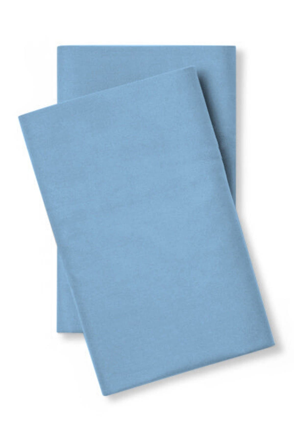 Image of Pillow Guy Luxe Soft & Smooth Tencel Pillowcase Pair - Set of 2 - King/Cal King - Cadet Blue