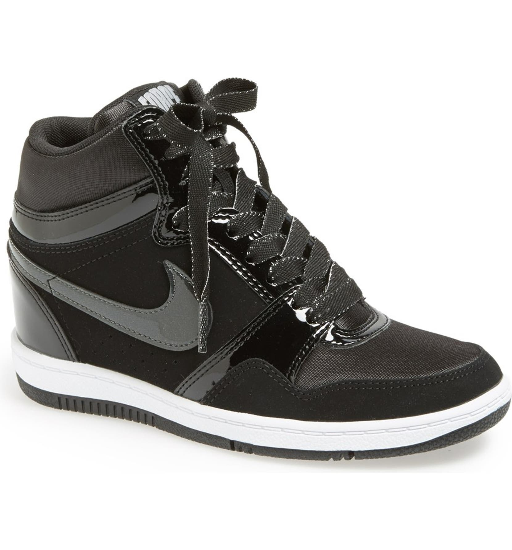 a758f115d84cb Nike 'Force Sky Hi' Wedge Sneaker (Women) | Nordstrom