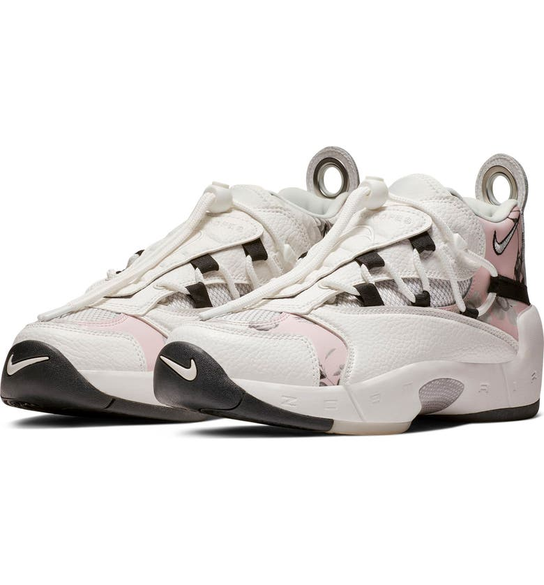 NIKE Air Swoopes II Sneaker, Main, color, 103