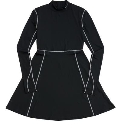 Nike X Olivia Kim Nrg Long Sleeve Performance Tennis Dress