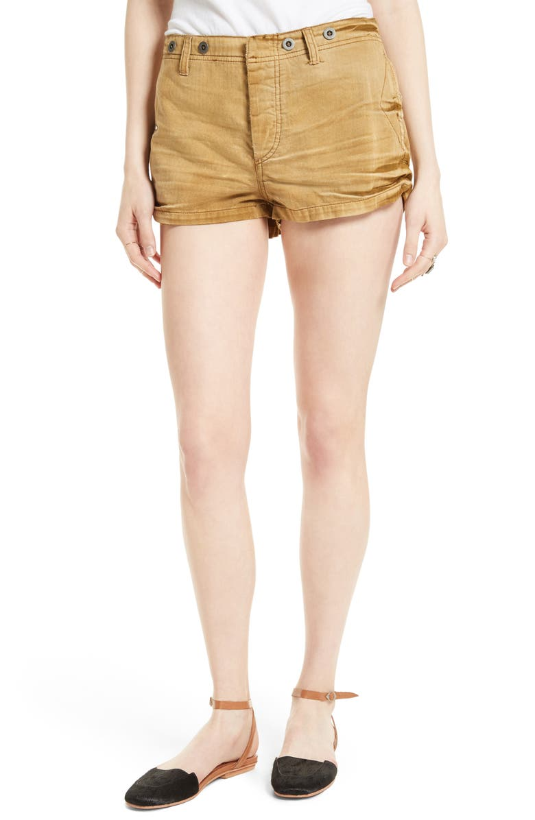 FREE PEOPLE Cargo Shorts, Main, color, 250