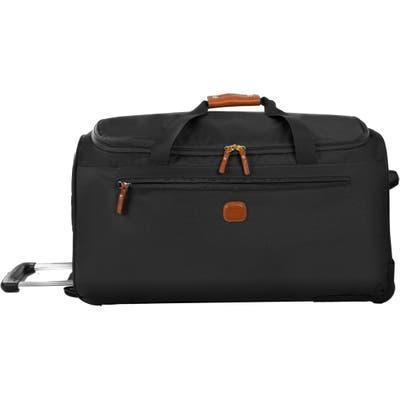 Brics X-Bag 28-Inch Rolling Duffle Bag - Black