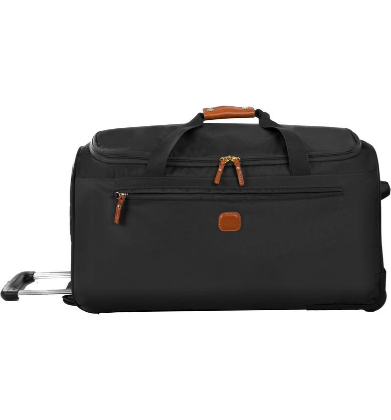 BRIC'S Brics X-Bag 28-Inch Rolling Duffle Bag, Main, color, BLACK