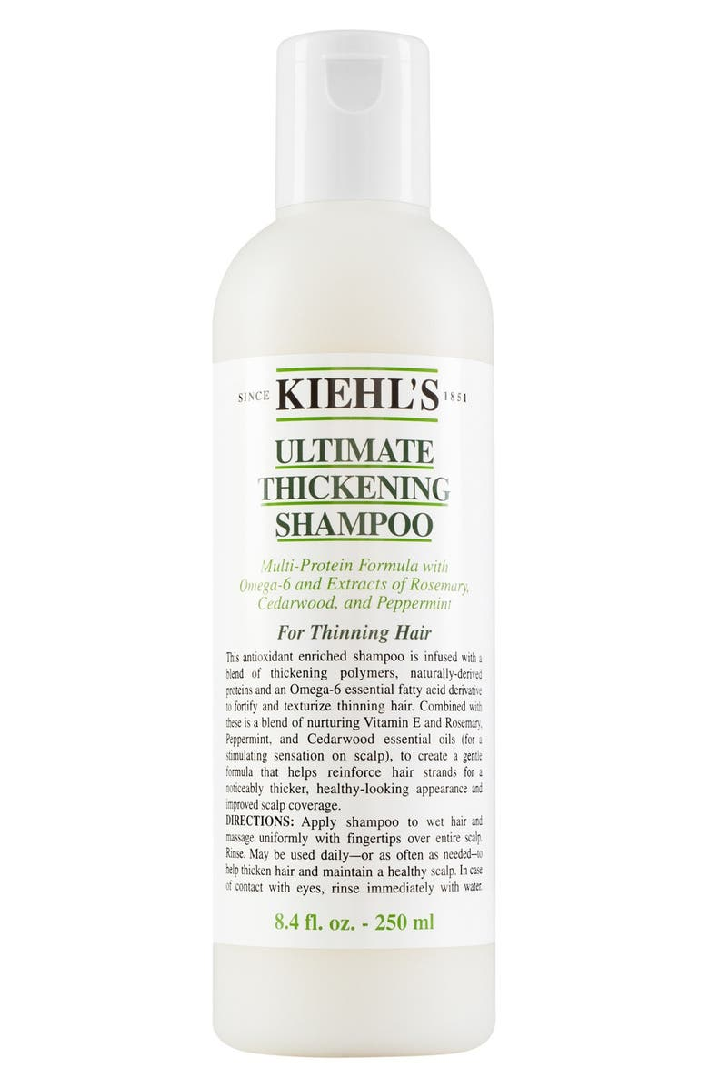 KIEHL'S SINCE 1851 Ultimate Thickening Shampoo, Main, color, 000
