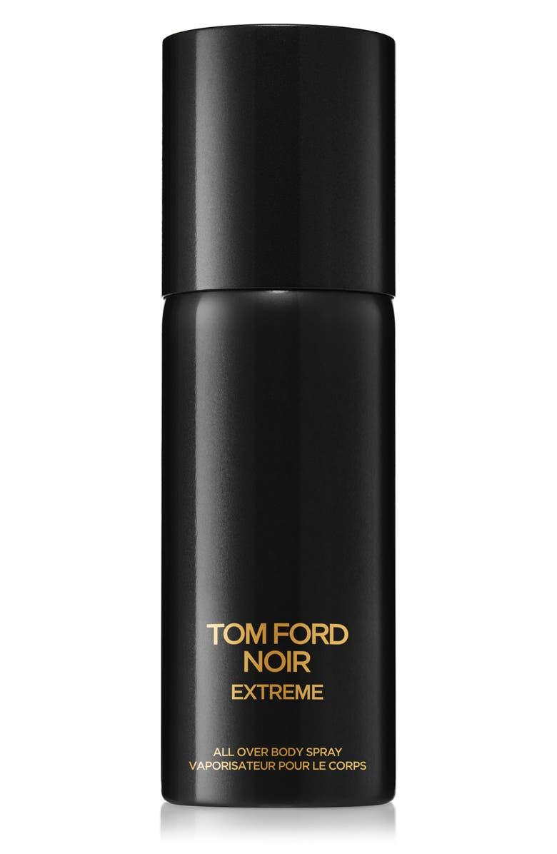 TOM FORD Noir Extreme All Over Body Spray, Main, color, NO COLOR
