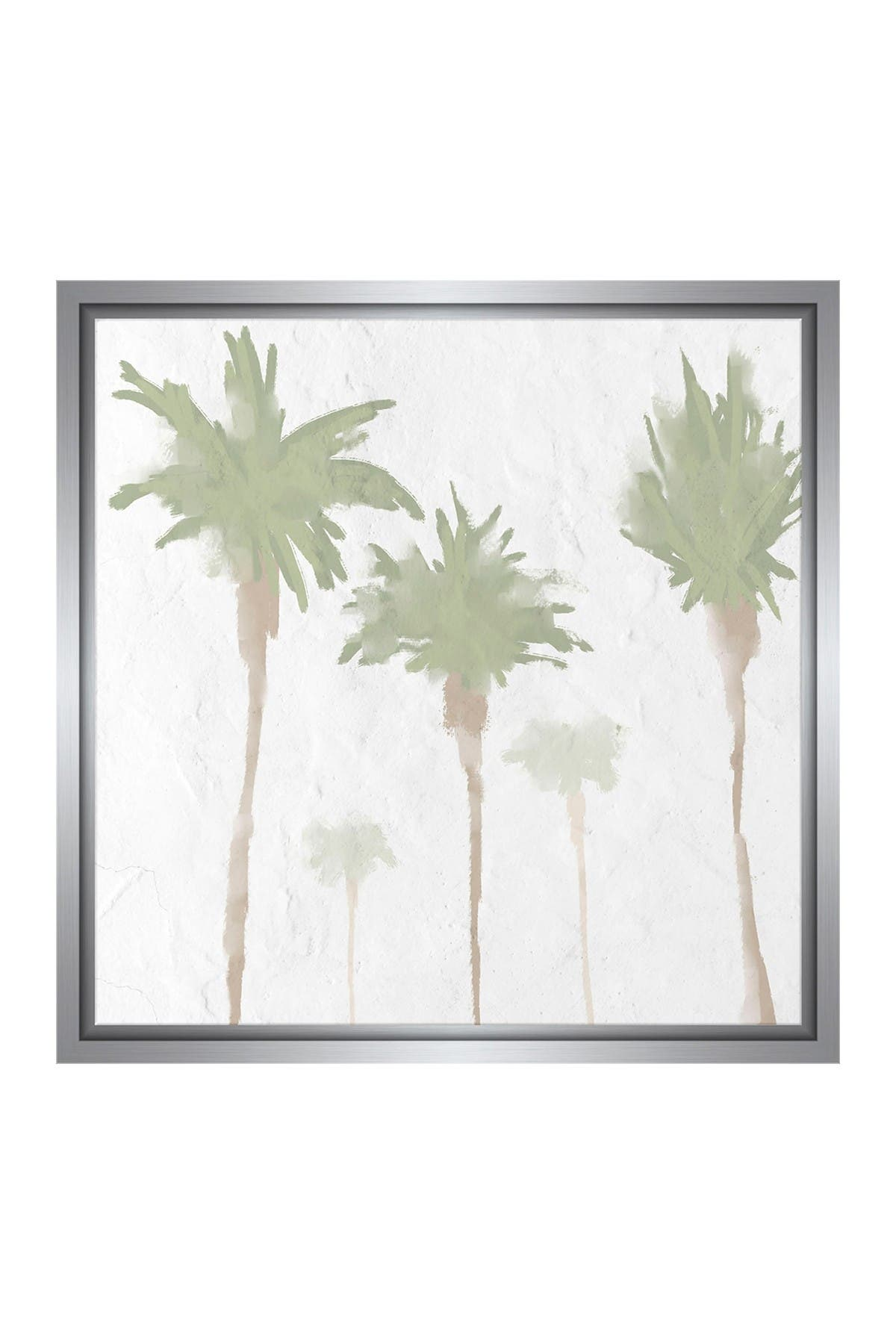 Image of PTM Images Small Botanical #49 Square Canvas