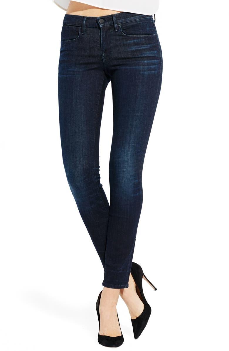 AYR 'The Skinny' Skinny Jeans, Main, color, 400