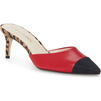 Enzo Angiolini Ranielle Mule, Red