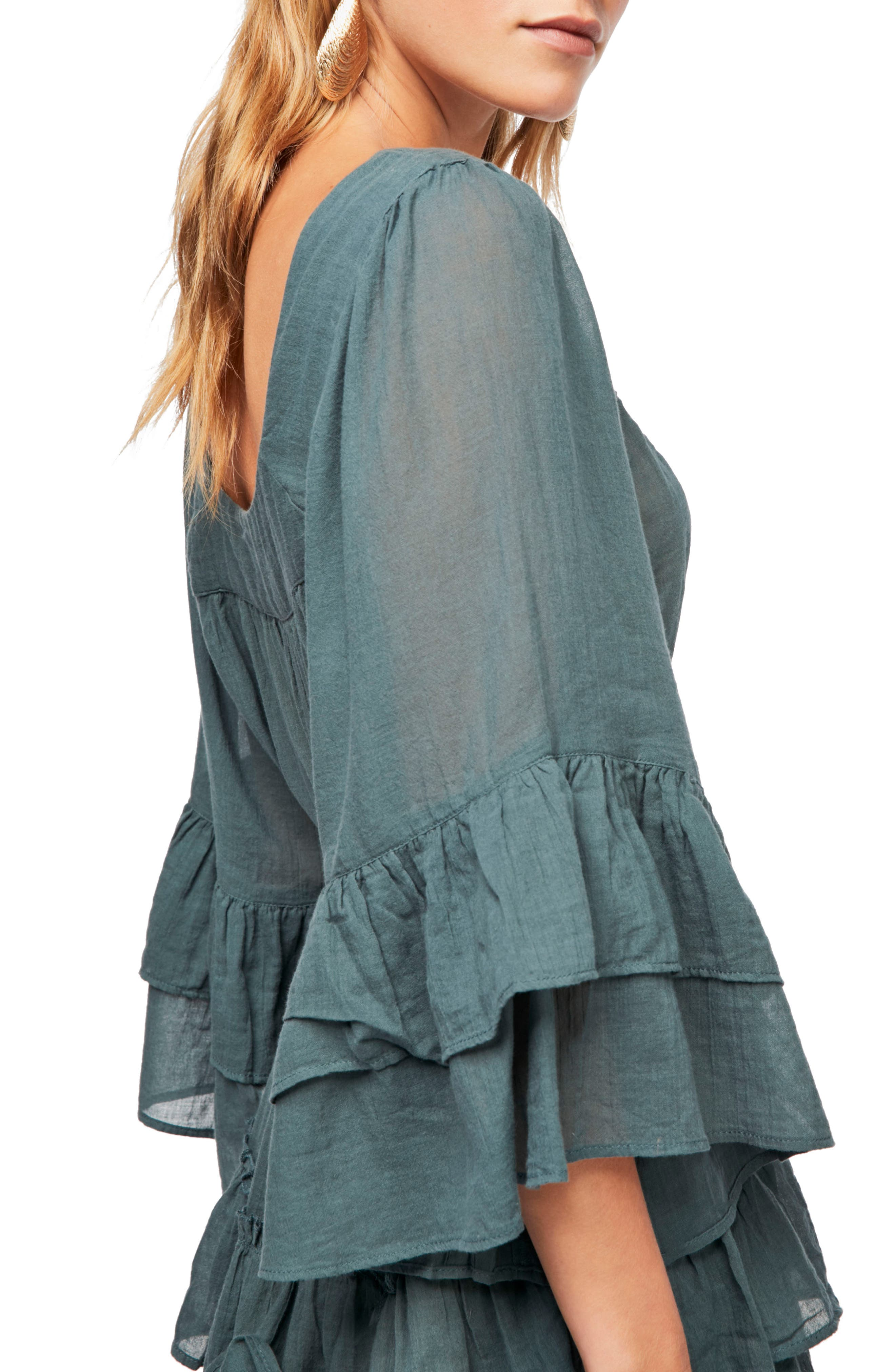 ,                             Endless Summer by Free People Gretta Minidress,                             Alternate thumbnail 11, color,                             766