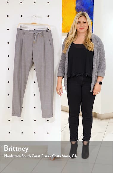 Stretch Wool Jogger Dress Pants, sales video thumbnail