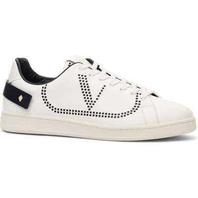 Valentino Garavani Net V Sneaker, White