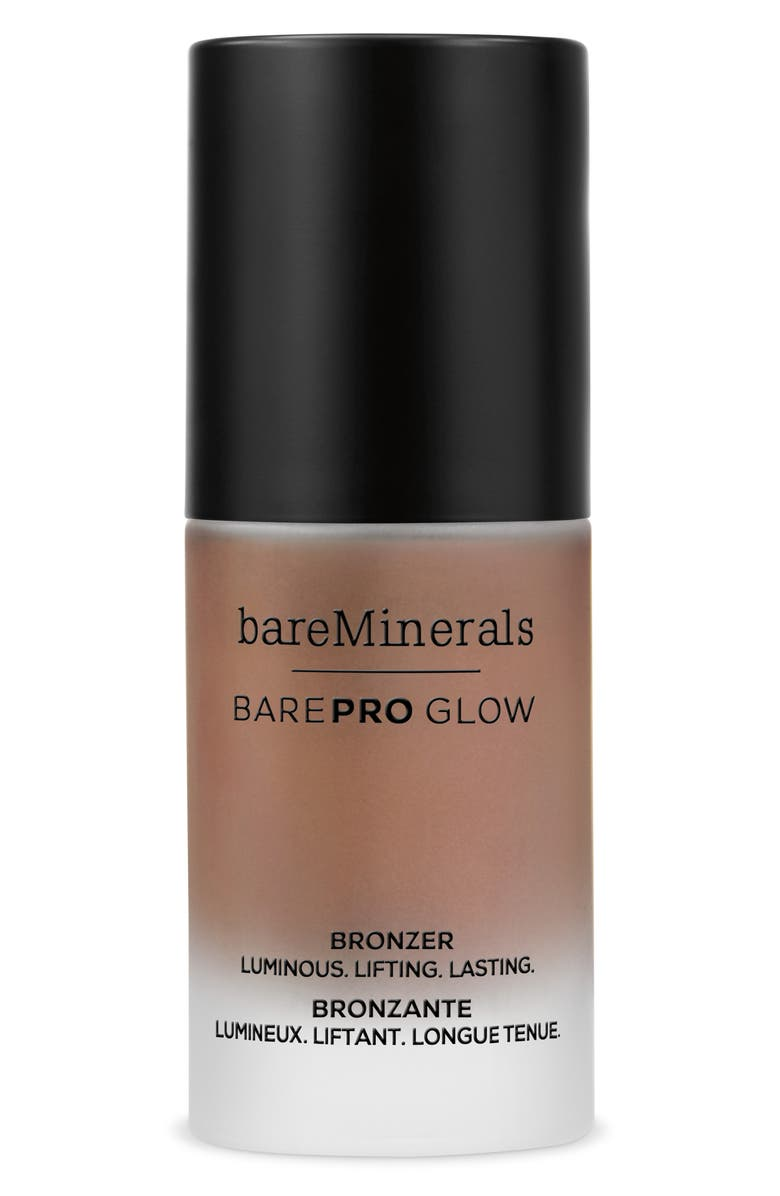 BAREMINERALS<SUP>®</SUP> barePro Glow Liquid Bronzer, Main, color, WARMTH