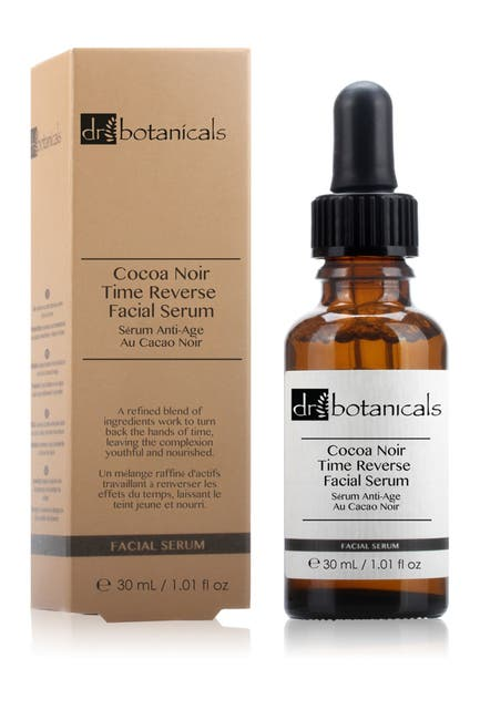 Image of skinChemists Coco Noir Time Reverse Facial Serum