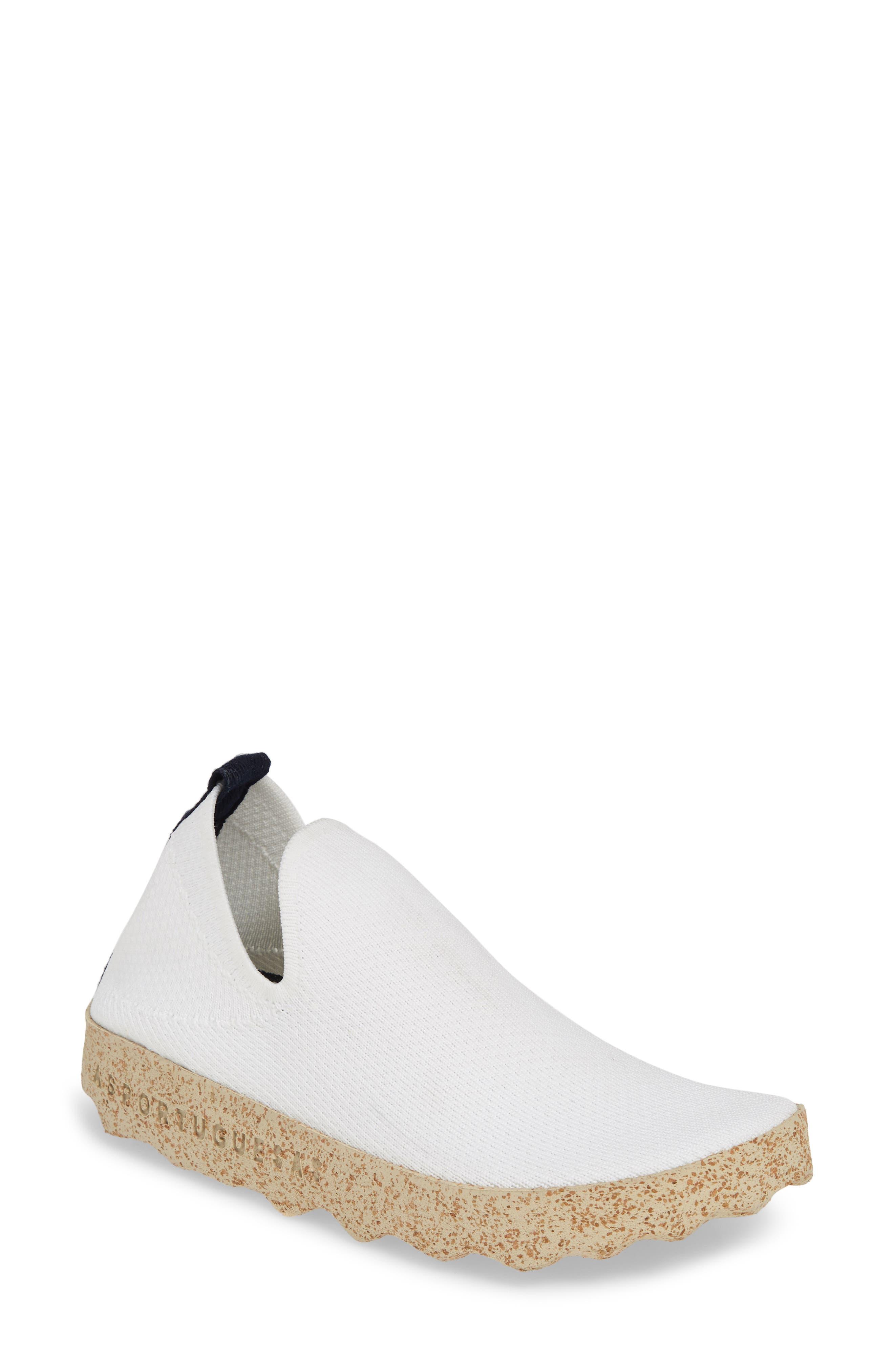 Asportuguesas By Fly London Care Sneaker, White
