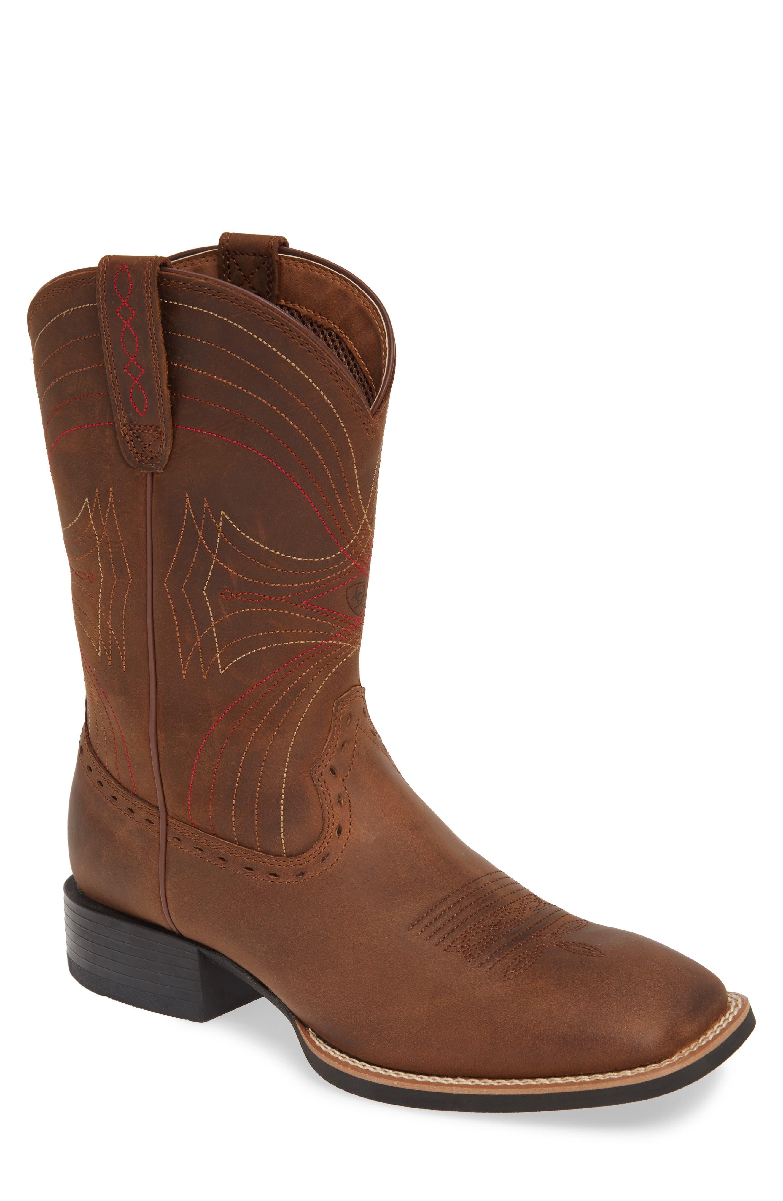 Ariat Rambler Boot, Brown