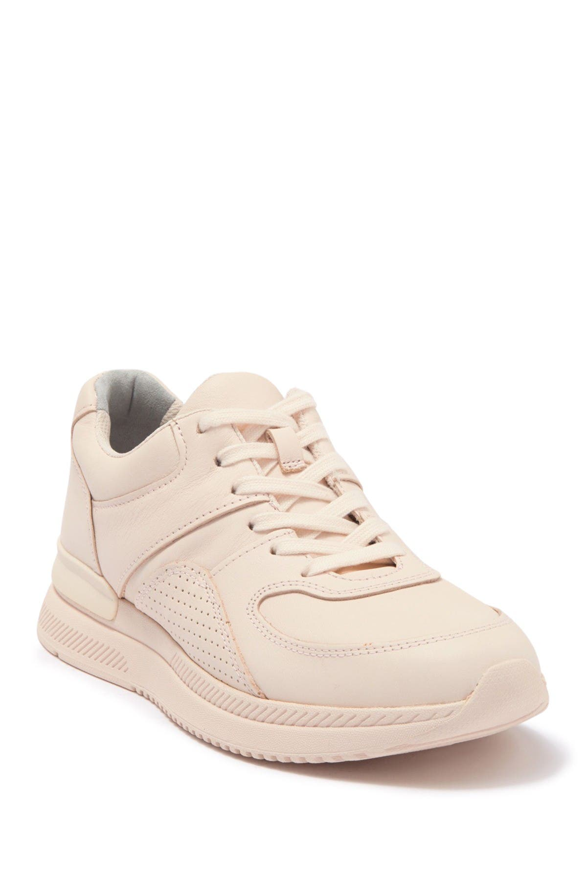 Image of EVERLANE The Trainer Leather Sneaker