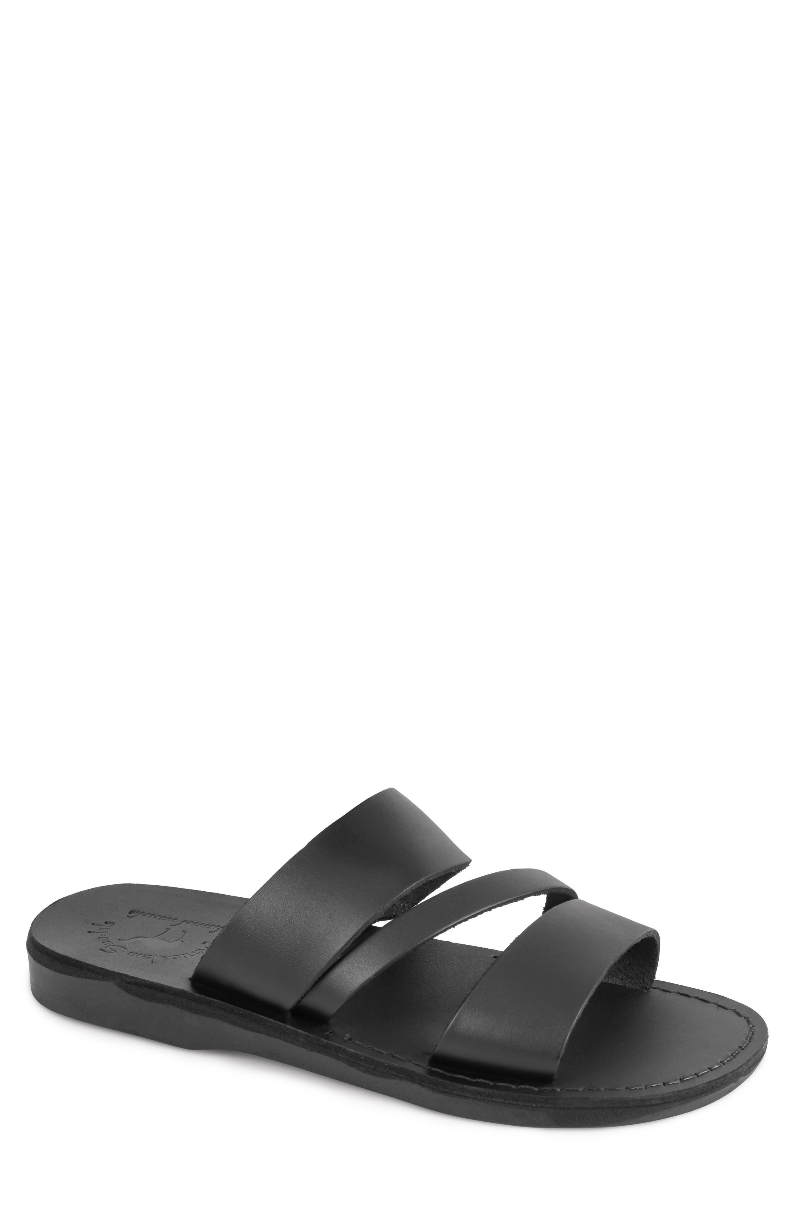 Boaz Water Resistant Slide Sandal
