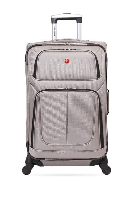 "Image of SwissGear 25"" Spinner Suitcase"