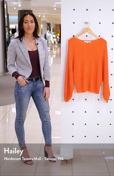 Sonrisa Dolman Sleeve Sweater, sales video thumbnail