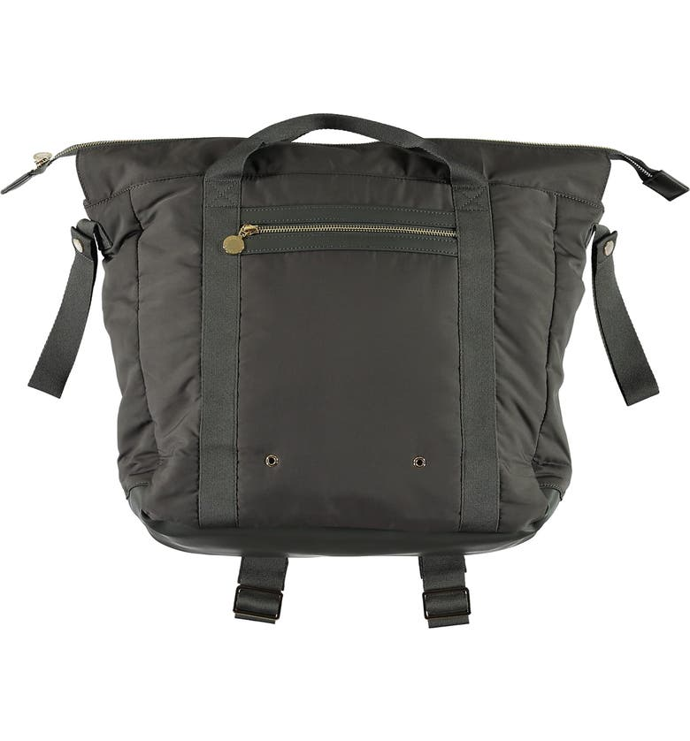 STELLA MCCARTNEY KIDS Diaper Backpack, Main, color, GREY