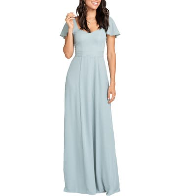 Show Me Your Mumu Marie Sweetheart A-Line Gown