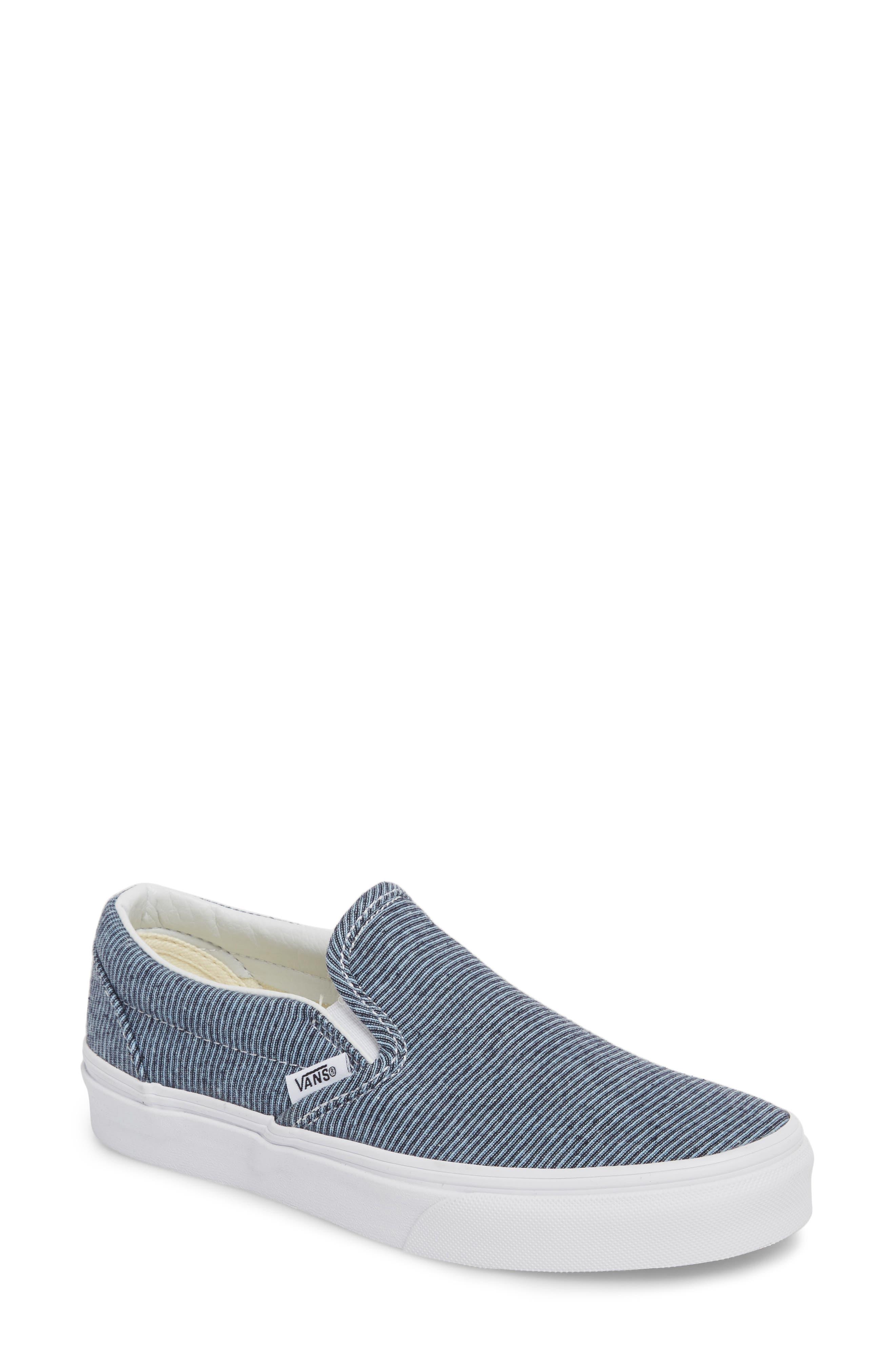 ,                             Classic Slip-On Sneaker,                             Main thumbnail 153, color,                             422