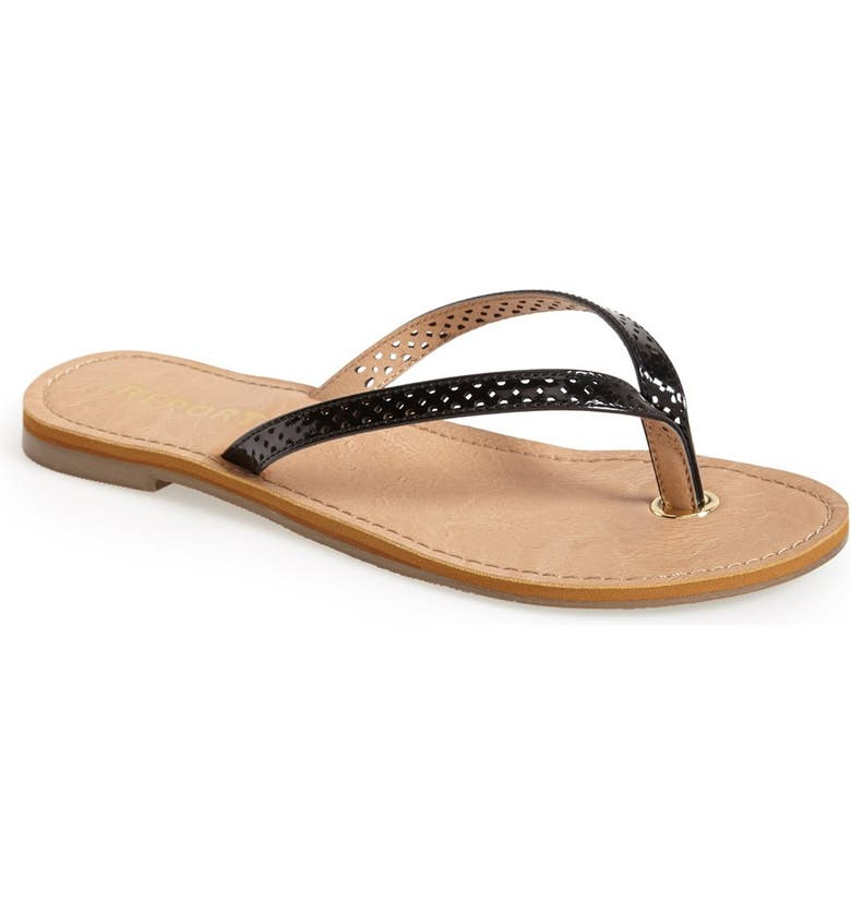 REPORT SIGNATURE REPORT 'Seanna' Flip Flop, Main, color, 001