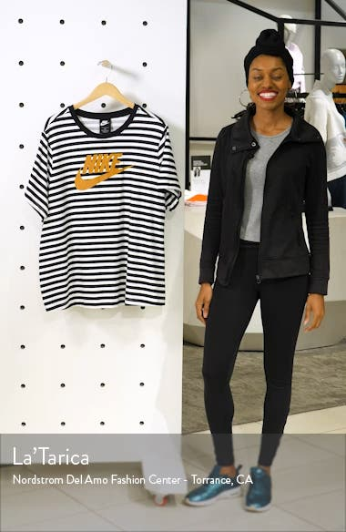 Sportswear Logo Stripe Tee, sales video thumbnail
